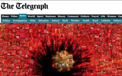 Legion Brought Together For The People's Poppy | The Telegraph | 2006