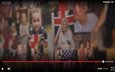 Diamond Jubilee Photo Mosaic | BBC News | 2012