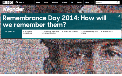 Remembrance Day 2014: How will we remember them?   BBC iWonder   2014