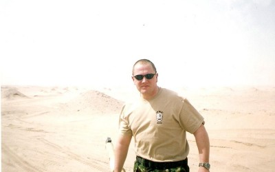 Sgt Steve Roberts