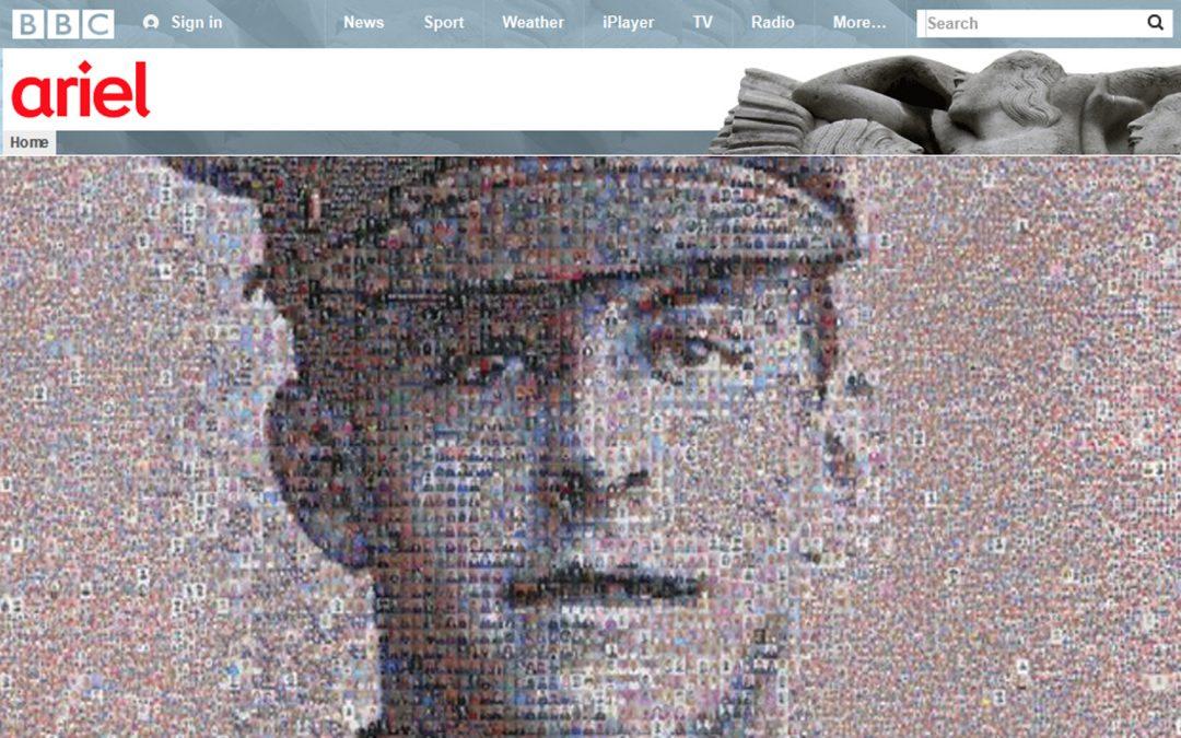 WW1 Commemorative Artwork Comes To BH | Ariel | 2014