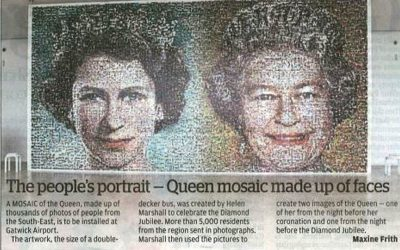 The People's Portrait | Evening Standard | 2013