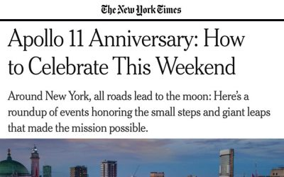The New York Times | Apollo 11 Anniversary: How to Celebrate This Weekend | 2019