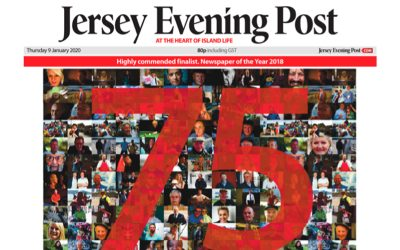 Jersey Evening Post | Celebrating Our Freedom | 2020
