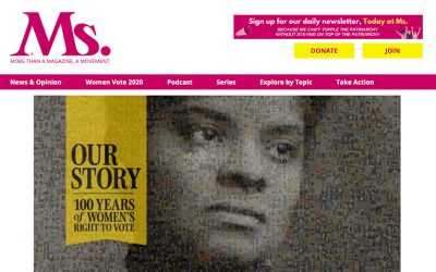 We Heart: Ida B. Wells, Suffragists to be Honored in Photo Mosaic at D.C.'s Union Station | MS Magazine | 2020