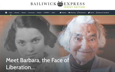 Bailiwick Express | Meet Barbara, the Face of Liberation… | 2020