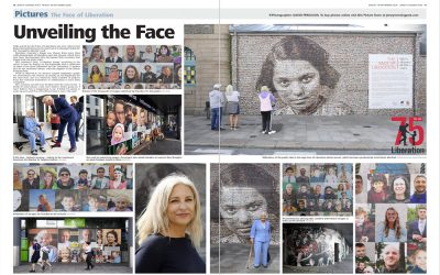 Unveiling the Face | Jersey Evening Post | 2020