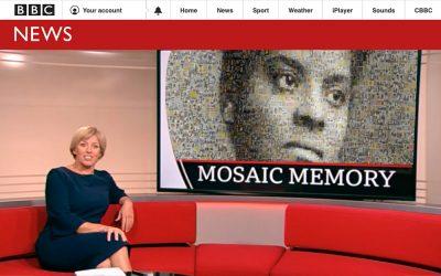 Mosaic Memory | BBC News | 2020
