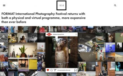 FORMAT International Photography Festival returns with both a physical and virtual programme, more expansive than ever before|1864 | 2021