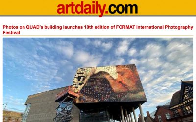Photos on QUAD's building launches 10th edition of FORMAT International Photography Festival | ArtDaily | 2021